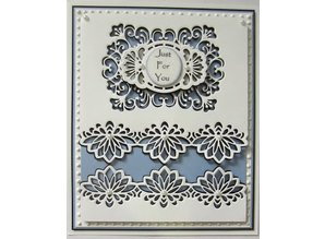 Creative Expressions Punching and embossing template: The Gemini Collection