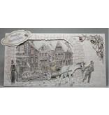 BASTELSETS / CRAFT KITS: Komplet Card Set jul Times