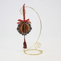 Troquelado y estampado en relieve plantilla: Conjunto de la bola