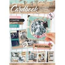 A4 Kartenbuch, Vintage