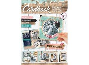 Bücher und CD / Magazines A4 map book, Vintage