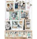 Bücher und CD / Magazines A4 libro de mapas, la vendimia