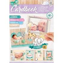 A4 kaart boek, de Baby No.2