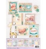 Bücher und CD / Magazines A4 kort bog, Baby No.2