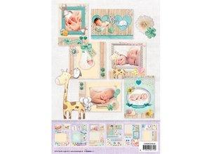 Bücher und CD / Magazines A4 map book, Baby No.2