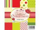 DESIGNER BLÖCKE  / DESIGNER PAPER Bloque diseñador, tema de la Navidad
