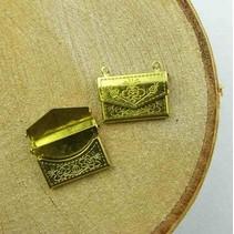 Mini Tasche, Dekoration, 2 Stück