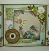 Joy!Crafts und JM Creation Stanz- und Prägeschablone: Bordüren