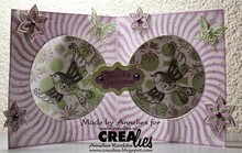 Crealies und CraftEmotions Punzonatura e goffratura modello: per il card design