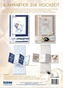 BASTELSETS / CRAFT KITS: Notecards de la boda Set