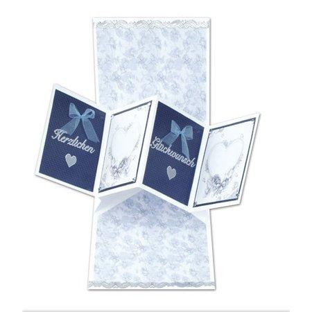 BASTELSETS / CRAFT KITS: Notecards Set Wedding