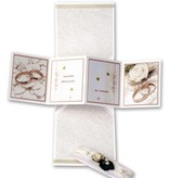 BASTELSETS / CRAFT KITS: Notecards sæt Wedding