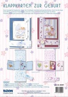 BASTELSETS / CRAFT KITS: Notecards Set nascita