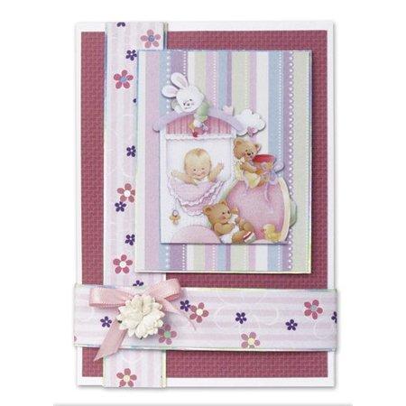 BASTELSETS / CRAFT KITS: Notecards Set fødsel