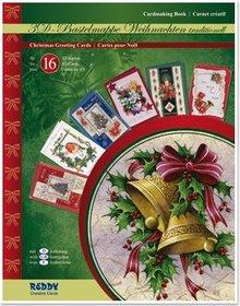 REDDY Bastelmappe Weihnachten Grußkarten