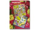 Bücher und CD / Magazines A5 Workbook: Geometric Sticker Design