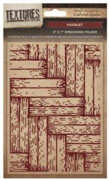 embossing Präge Folder Goffratura cartelle texture, Scene Parket