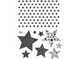 Stempel / Stamp: Transparent Transparent Stempel: Sternen