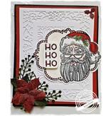Creative Expressions Gummi Stempel: Weihnachtsmotive