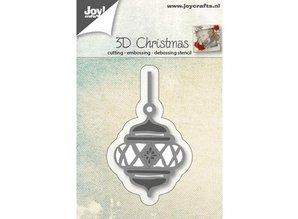 Joy!Crafts und JM Creation Punzonado y estampado en relieve plantillas: Christmas Ball 3D
