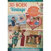 A4 Papel: Vintage 3D