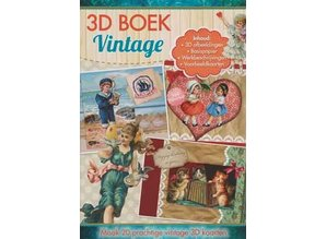 Studio Light A4 Papir: 3D Vintage
