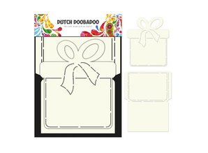 Dutch DooBaDoo A4 Template: Card Art Gift Card