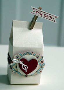 Dutch DooBaDoo A4 Schablone: Card Art Box