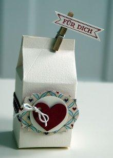 Dutch DooBaDoo A4 Skabelon: Card Art Box