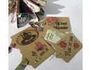 Joy!Crafts und JM Creation sellos transparentes, Amor Inicio