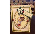 Stempel / Stamp: Transparent Transparent Stempel: Christmas Cake