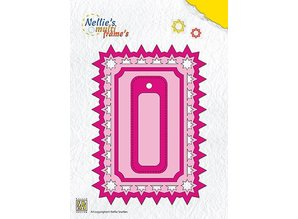 Nellie snellen Punching and embossing templates: Multi Template