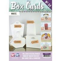Cubrir con diferentes cajas, previamente perforados