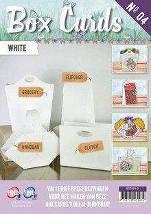 Dekoration Schachtel Gestalten / Boxe ... Cubrir con diferentes cajas, previamente perforados