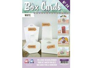 Dekoration Schachtel Gestalten / Boxe ... Dæk med præ-hullede, forskellige kasser