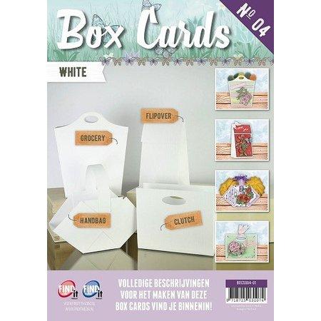 Dekoration Schachtel Gestalten / Boxe ... Buch mit vorgestanzte, verschiedenen Schachteln