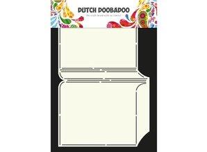 Dutch DooBaDoo Plantilla A4: Tipo de tarjeta, para las tarjetas A6