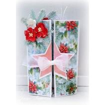 A4 Schablone: Card Art, für Karten A6