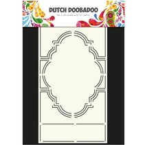 A4 Schablone: Card Art, für Karten