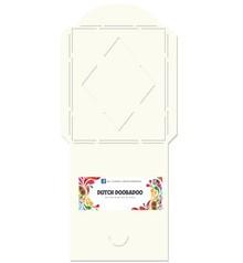 Dutch DooBaDoo A4 Skabelon: korttype, konvolut