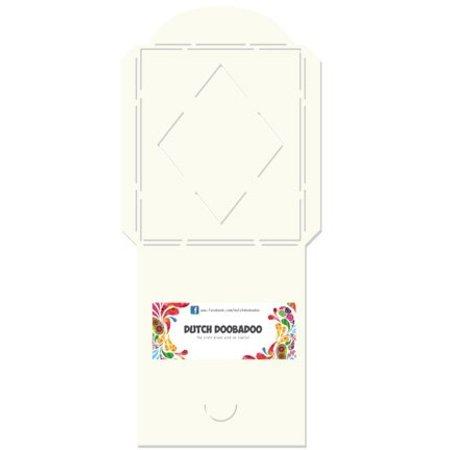 Dutch DooBaDoo Plantilla A4: Tipo de tarjeta, sobres