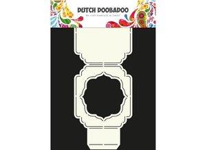 Dutch DooBaDoo A4 Schablone: Card Art, Umschlag oder Karte