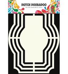 Dutch DooBaDoo Template: olandese Forma d'arte, etichette