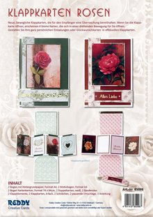 BASTELSETS / CRAFT KITS: Fancy Delimitata stampa Fancy rose