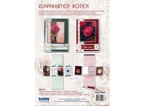 BASTELSETS / CRAFT KITS: Klappkartenset Rosen