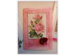 DCWV und Sugar Plum Designerbogen, Rose Garden