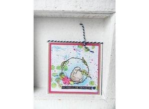 Marianne Design Transparent stamp: Birdy