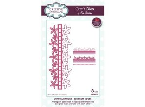 Creative Expressions Punching and embossing template: Borders
