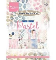 Marianne Design Designerblock, Pretty Papers, A5