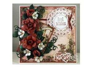 """Heartfelt Creations aus USA CREACIONES SENTIDAS """"Rosas de vid clásico"""""""